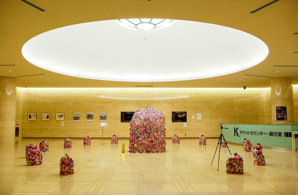 『神戸中央信託地蔵』@神戸ファッション美術館 KOBE ART COLLECTION 2009